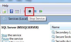 stop-service
